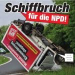 ★ Schiffbruch für die NPD!